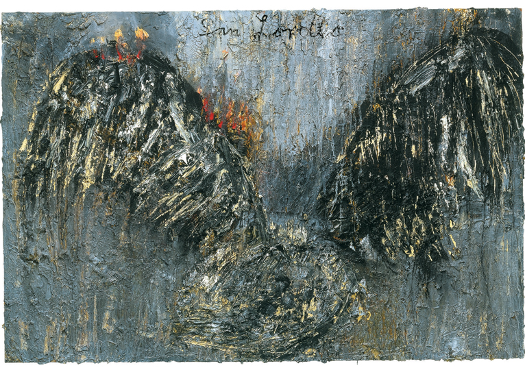 1000 Images About Anselm Kiefer On Pinterest