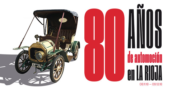 80 AÑOS DE AUTOMOCIÓN EN LA RIOJA